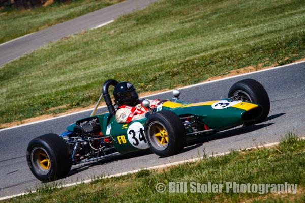 1966 Lotus 41 Forula B