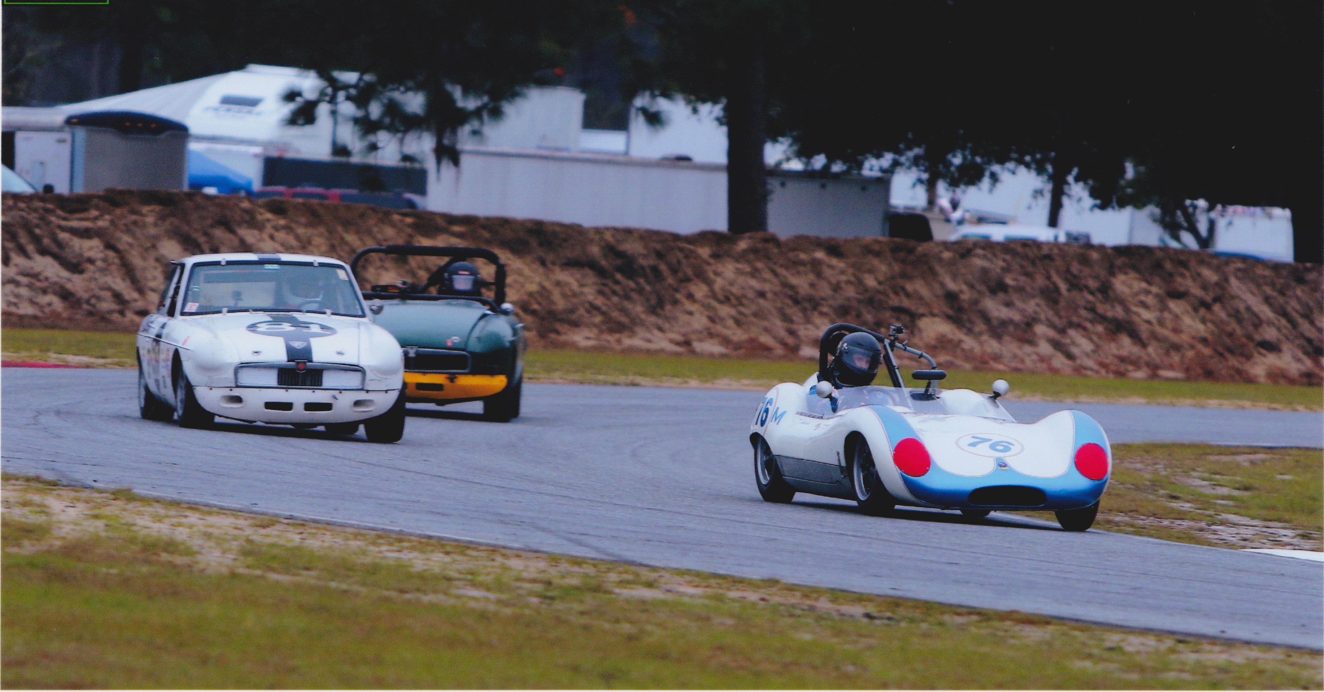 2018 Race Schedule – Michael\'s Vintage Racing